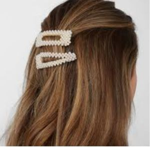 NEW J. Crew 3 Pack Hair Clips